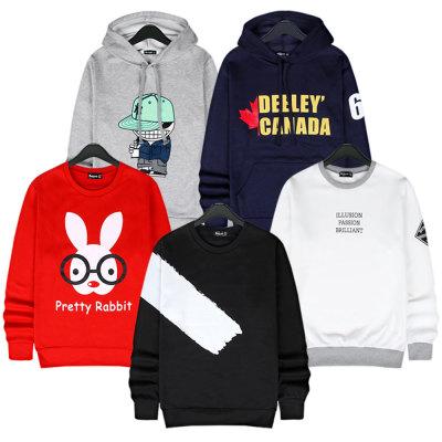 Sweatshirt/T-shirt/long-sleeve T-shirt/fleece/men/tee