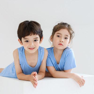Made In Korea/Spring New Arrival/Toddler/Children/Children/Junior/Innerwear/House Dresses/Pyjamas