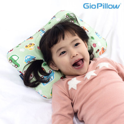 Gio Pillow Patented Head Shape Management Baby Pillow