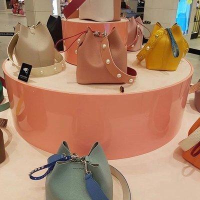FIND KAPOOR PINGO bag w concept Strap 1Set
