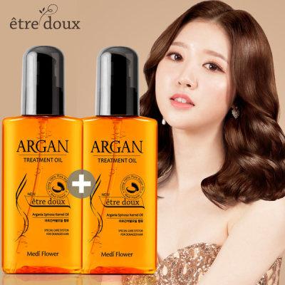 etre doux Argan Treatment hair oil 140ml (1+1)