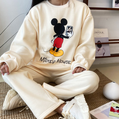 Original Disney short sleeve round neck T-shirt/boxy T-shirt/long T-shirt/dress