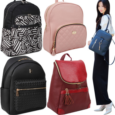 Season/New Arrivals/Women s Backpack/Travel Luggage Bag/Backpack