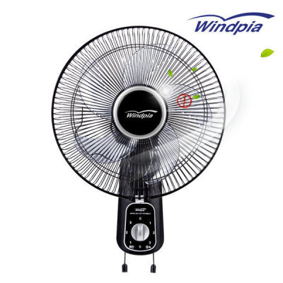 33cm black S home use commercial use wall mounted electric fan WF-1616R
