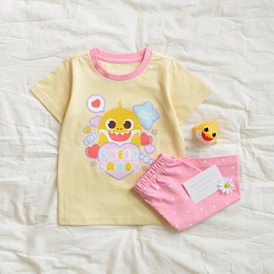 2021New pinkfong Innerwear/Sleeveless/House Dresses
