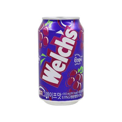 웰치스소다 포도 24캔+24캔 (총48캔)