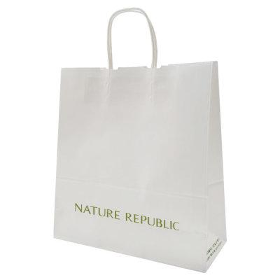NATURE REPUBLIC Nature republic Man in Blue Homme 2 Kinds Skin Lotion Set + paper bag