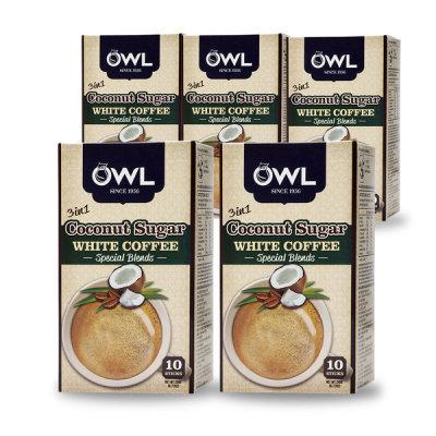 OWL  부엉이 커피 믹스 코코넛슈가 50Tx20g / 무료배송
