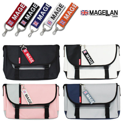 MAGELLAN earth/messenger bag cross body bag hip sack student travel bag