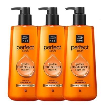 mise en scene Perfect Serum Original Shampoo 680ml 3 Bottles