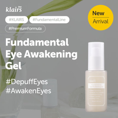 (Klairs)/New Arrivals/ Fundamental Eye Care Line