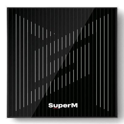 (Select version) SuperM - SuperM (1st Mini Album)