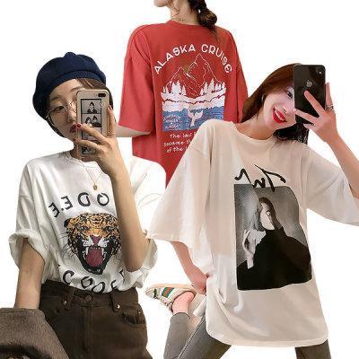T-Shirts/Long Tee/Large