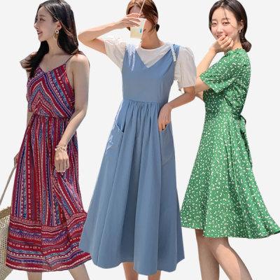 DARLLYSHOP Best Summer Long Dress