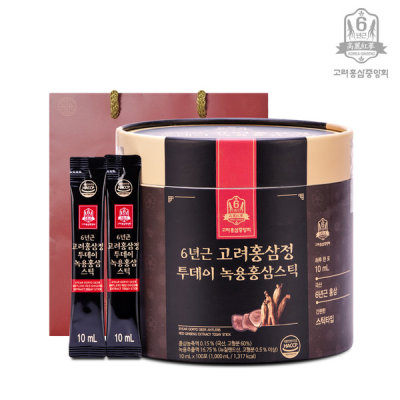 Today`s Ginseng With Antlers Stick 100 sticks