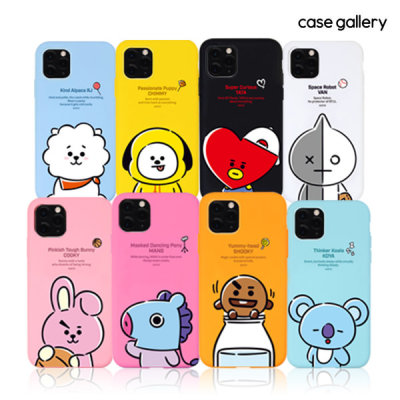 BT21 iPhone 11 Galaxy S105G Note 10 A7 On7 G7