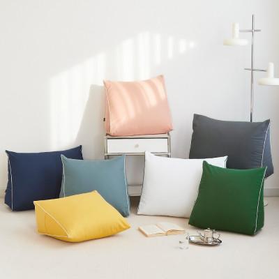 Home Item Big Cushion Theme Triangular Back Cushion Big Cushion Backrest Pillow