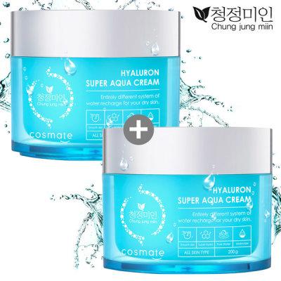 Moisturizing Cream/200g/1+1/High-Capacity/Cosmetics