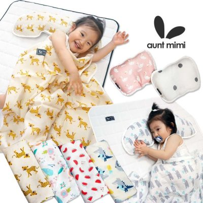 BABY/Baby/Baby Pillow/Millet/Gauze/Rayon/Blanket/Pad