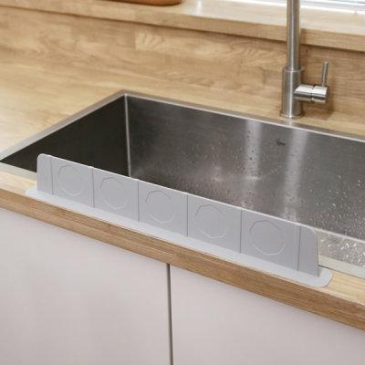 Made in Korea Silicone Sink Splash Guard