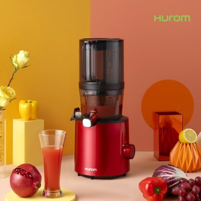 Hurom Juicer THE EASY Juicer (Detachable) Series 4 Colors_H-201