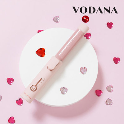 VC20WRP-Lovely Wave Cordless Mini Curling Iron/Cordless Curling Iron