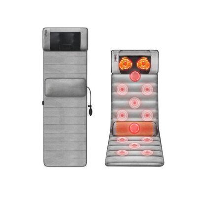 전신안마기 전신마사지기 온열기능 매트리스 에어쿠션