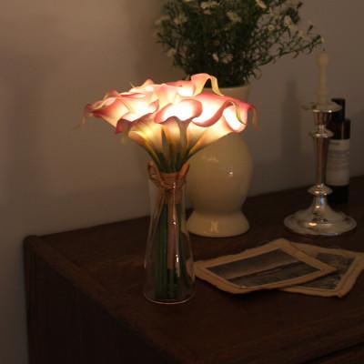 VIA K studio Pink Calla Bouquet LED Mood Lamp