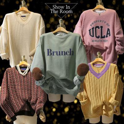 20%/Sweatshirt/Knitwear/Large/Dresses/Fleece