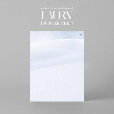 (G)I-DLE 4TH Mini Album I burn