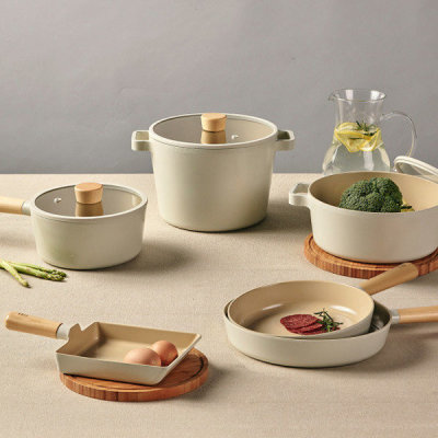Fika IH Induction Pot 18cm / Baby Food Pot / Cookwares