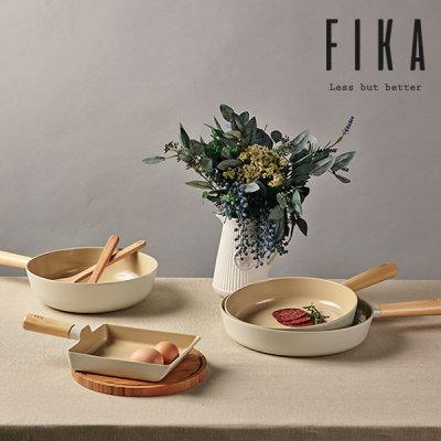 FIKA IH Induction Wok 18cm Wok Frying pan
