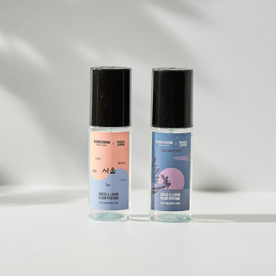 INSSA OPPA Dress Perfume 2-Item SET No.365 + No.082 Limited Edition