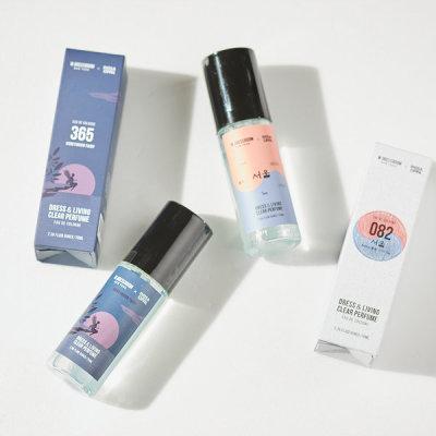 INSSA OPPA Dress Perfume 2-Item SET No.365 + No.082 Limited Edition