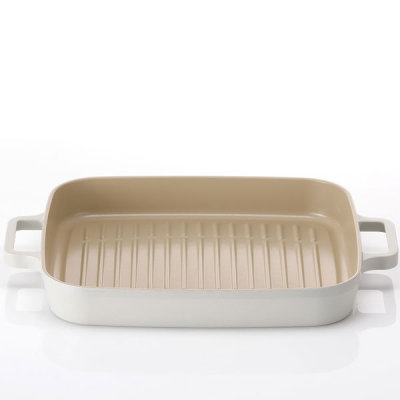 FIKA IH Induction Frying pan Grill pan 28cm Square