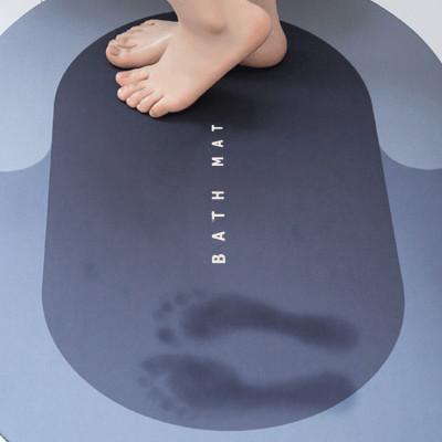 1+1 Free Shipping in Korea Microfiber Memory Foam Foot Mat and 46 kinds