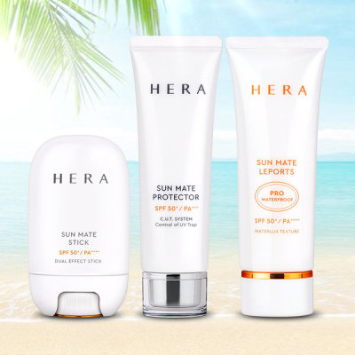 Hera Sunmate Leports Pro Water Proof 70ml / Protector / Sun stick / Excellence / Daily suncream