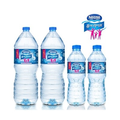 Nestle Pure Life Gaya g water 2Lx12 mineral water g water