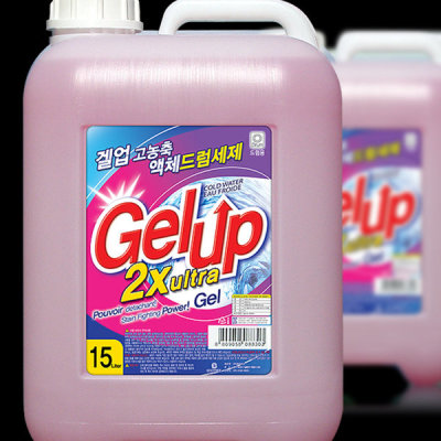 Gel Up highly concentrated liquid detergent 15L laundry detergent