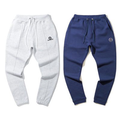 [ALVINCLO] Hoodie Zip Up Sweatsuits Sweatshirt Long Sleeves Set Up Plain