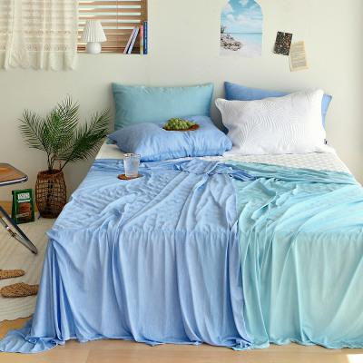 Cool Summer Blanket Set/Bedding Pillow Set