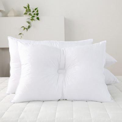 1+1 Made in Korea Zipper Type Cloud Pillow Insert/Cervical Pillow Antibacterial Cushion