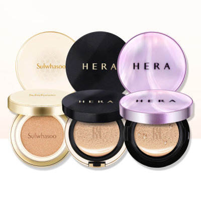 HERA Black Cushion/UV Mist Cushion/Ultra Cushion/Perfecting EX/PUROLUNA/refill
