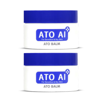(ATO AI New Product) 1+1/Baby Skincare/Dry skin/Newborn Baby/Face/Body