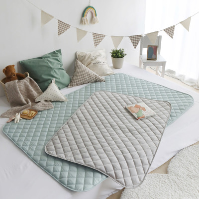 Kids Quilted Waterproof Pad for Whole Family Waterproof Mat Special Price Event