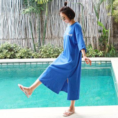 Summer new arrivals dress+plus size 77-99 beach/vacance/long/maxi