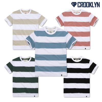 M~4XL/Summer/Short-Sleeve Tee/Plus Size/Overfit/Couple Look/Basic Tee