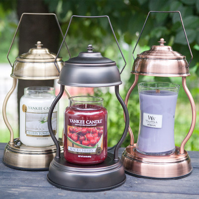 (2 bulbs)Candle Warmers (Light control) collection