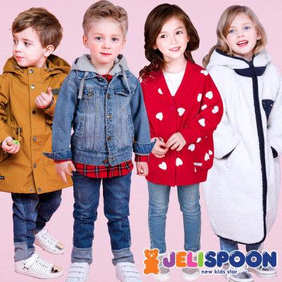 Jelispoon Kids swimwear / beach wear / rash guard / 3/4 raglan sleeve / swim shorts / swim skirt /