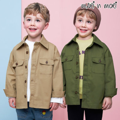 Spring New Arrival/Kids/Cardigan/Baseball Jacket/Field Jacket/Outer